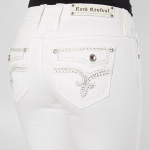 rock revival • karla white crops